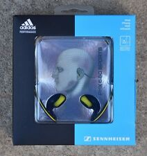 Sennheiser PMX 680 Sports Neckband Headphones - Black/Yellow
