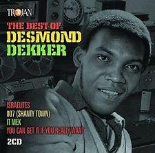 DESMOND DEKKER - THE BEST OF DESMOND DEKKER (2CD) 2 CD NEU
