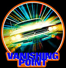 70's Grindhouse Cult Classic Vanishing Point Poster Art custom tee Any Size