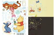 SFK Winnie the Pooh (Glow in the Dark) Wall Sticker decals kids playroom room