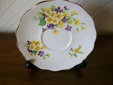Royal Albert Primrose Saucer, Diameter 15.5cm