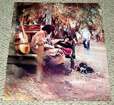RENAISSANCE FAIRE 1973 Tender Moments California Poster Originals Hippie Couple