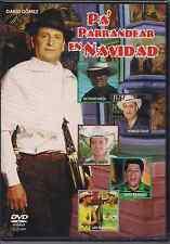 Promo only video CLIPS dvd PARRANDA EN NAVIDAD  Dario Gomez BOBO morro GRILLO