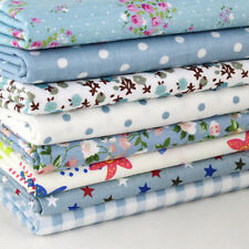 "Beauty 8 Assorted 40s Pre Cut Charm 10"" Squares Quilt Cotton Fabric"