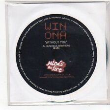 (FN961) Winona, Without You - 2007 DJ CD