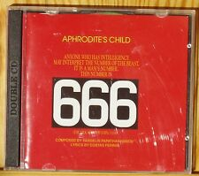 APHRODITE'S CHILD  : 666