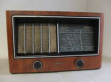Röhren Radio Lorenz Super 200 antique  tube radio reciever