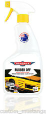 Bowden's Own Rubber Off Remover Spray 750ml Drag Burnout Race Drift Racing Car