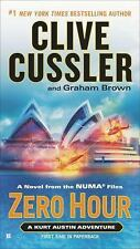 The NUMA Files: Zero Hour 9 by Graham Brown and Clive Cussler (2014, Paperback)