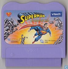 TOP!!! V.Smile Spiel vtech!!! Superman!!!