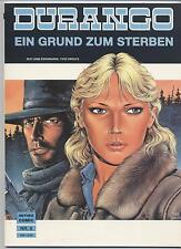 Durango # 8-una razón para morir-yves swolfs-Hethke Verlag-Top