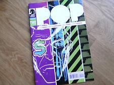DARK HORSE Pop graphic comic issue #2 /4  Sep 2014 NEW Pires Copland Pseudologia