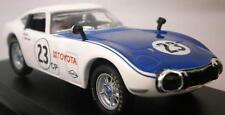 CARROLL SHELBY-TOYOTA 2000GT 2000 GT23 SCCA RACER DAVE JORDAN 1968 DIECAST 1/43