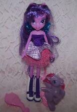 My Little Pony Equestrian Girls Twilight Sparkle Doll & Pony