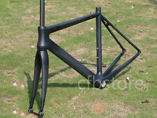 New FR905 Full Carbon Matt Road Bike 700C Bicycle Cycling Frame 54cm And Fork
