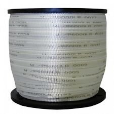 "USA Made 1"" x 1000' 6000 Lb Polyester Mule Tape / Pull Tape"