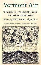 Vermont Air: Best of the Vermont Public Radio Commentaries, , Good Book