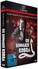 Die schwarze Kobra - mit Klaus Kinski und Klaus Löwitsch - Filmjuwelen DVD