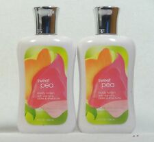 2 Bath & Body Works SWEET PEA Body Lotion / Hand Cream