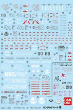 GD91 Gundam Decal GUNPLA MG Master Grade GAT-X105 Aile Strike Gundam RM 1/100