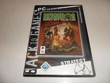 PC  Incubation - Battle Isle Phase 4