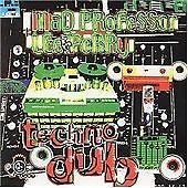 Mad Professor & Lee Perry - Techno Dub - Mad Professor & Lee Perry CD OEVG