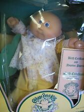 CABBAGE PATCH KIDS  DOLL VINTAGE PREEMIE IN BOX 3770 BABY