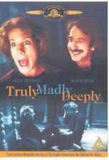 TRULY MADLY DEEPLY DVD OOP RARE ALAN RICKMAN COMEDY FANTASY NEW SEALED RARE FIND
