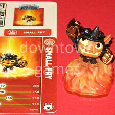 SMALL FRY Skylanders Trap Team NEW figure+card+code mini Fryno sidekick