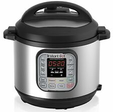 Instant Pot 7 in 1 Programmable PRESSURE COOKER, 6 Qt Electric PRESSURE COOKER