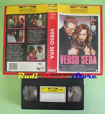 VHS film VERSO SERA Marcello mastroianni 1991 VIVIVIDEO ARVT 000120 (F62)no dvd