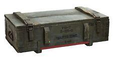 Munitionskiste PG7 Aufbewahrungskiste Militärkiste Munitionsbox Holzkiste