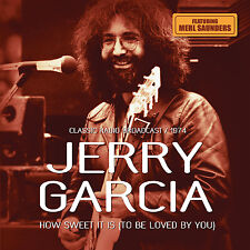 JERRY GARCIA of GRATEFUL DEAD New Sealed 2017 UNRELEASED LIVE 1974 CONCERT CD