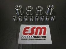 ESM Race Front LOWER Control Arm Spherical Bearing Bushing Kit 96-00 Civic EK
