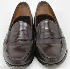 SEBAGO Hand Sewn Classic Slip On Penny Loafers Mens Shoes size 10.5 - USA