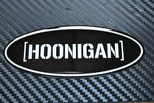 Designed for the 2012 MK7 Ford Fiesta ST [HOONIGAN] Gel Overlays  X 2 Badges