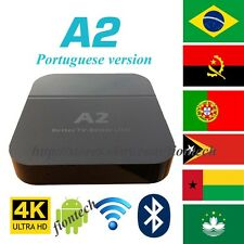 2017 Newest A2 TV Box Well as HTV5 A1 Upgrade Brazilian live TV&Adult Movies