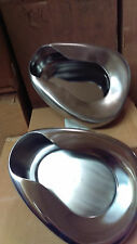 NOS Surplus Army Medical BICO Bloomfield Ind. Stainless Steel Bed Pan New Bedpan