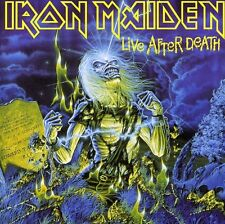 Live After Death - Iron Maiden (2008, CD NIEUW)