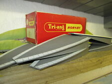 HORNBY  R484 PLATFORM END RAMPS X 6 BOXED