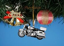 Decoration Xmas Ornament Home Party Decor Harley Davidson Motorcycle *K1088_B