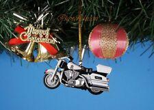 CHRISTBAUMSCHMUCK Weihnachten Xmas Haus Deko Harley Davidson Motorcycle Modell