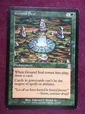 Ground Seal  Odysee  VO   -  MTG Magic (EX)