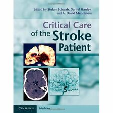 Critical Care Stroke Patient. Hardcover 9780521762564 Cond=LN:NSD SKU:3199539