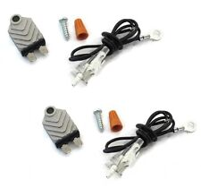(2) ELECTRONIC TRANSISTORIZED IGNITION MODULE for Snow Blower Thrower