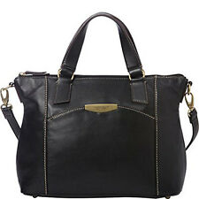 NWT Tignanello Craft & Casual Satchel, Black, T56210, MSRP : $169.00