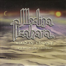 CD SINGLE promo MEDINA AZAHARA wind of change vientos de cambio SPAIN 2003 PROG