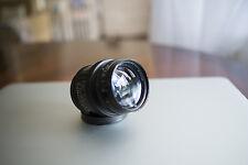 Black Jupiter 9 85mm f/2 M39 RF for Leica  №7407786