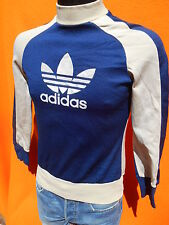 ADIDAS SweatShirt Made in France Ventex True Vintage Nylon Old School Trefoil