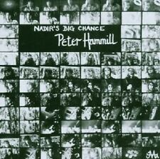 "PETER HAMMILL ""NADIR'S BIG CHANCE"" CD NEU"